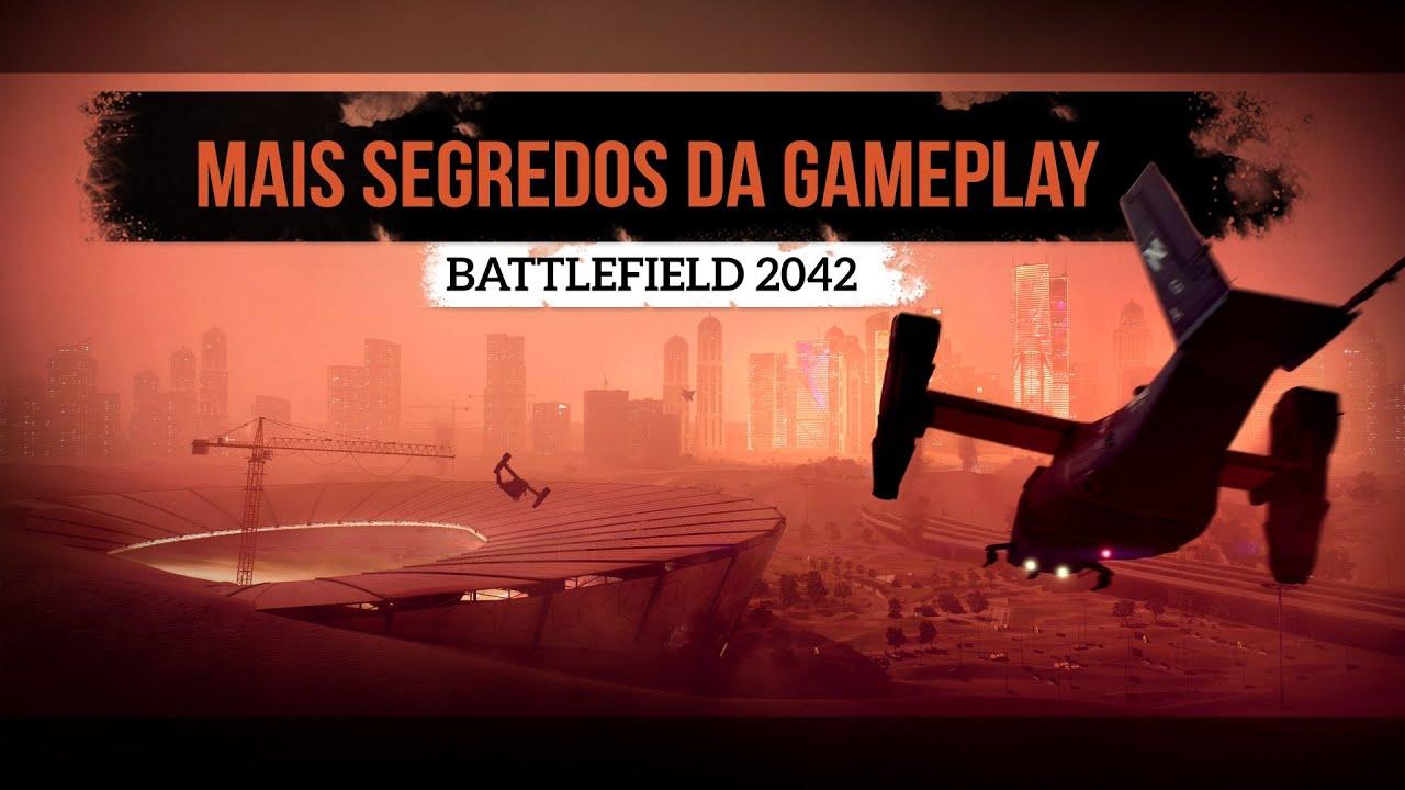 💥 CORRIDA TÁTICA & outros SEGREDOS Battlefield 2042.