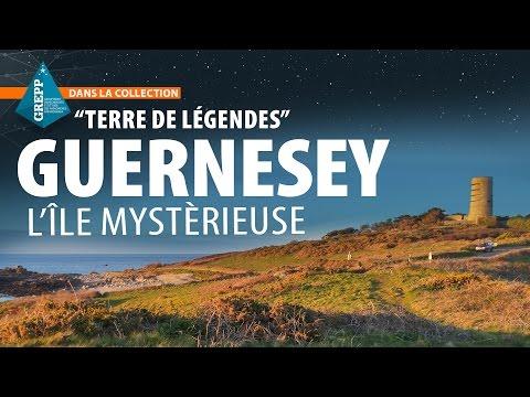 GREPP Guernesey, l'île  mystèrieuse