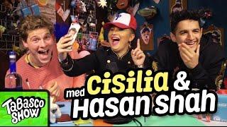 TABASCO SHOW med Cisilia & hasan shah
