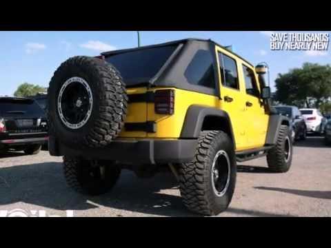 compra usado 2008 jeep wrangler para la venta en orlando fl - youtube