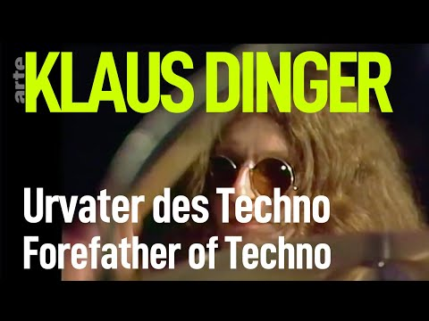 Klaus Dinger, Urvater Des Techno / Klaus Dinger, Grandfather Of Techno