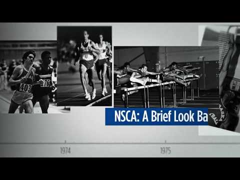 40 Years of History with the NSCA