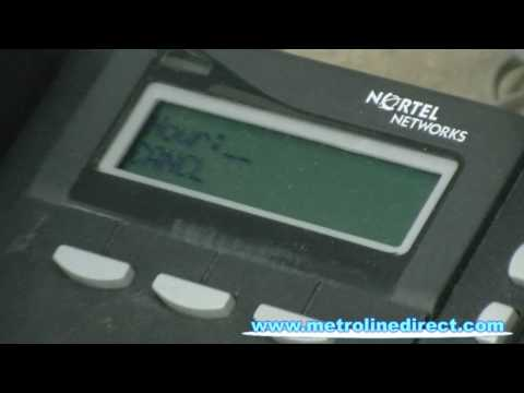 Norstar Nortel: How To Change Date And Time On Norstar Phone