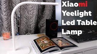 Xiaomi Yeelight Led Table Lamp - Лампа, без мозгов