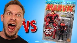 Marvel Superheroes Daredevil Figure Unboxing