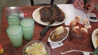 77oz Steak Challenge Black Iron Grill