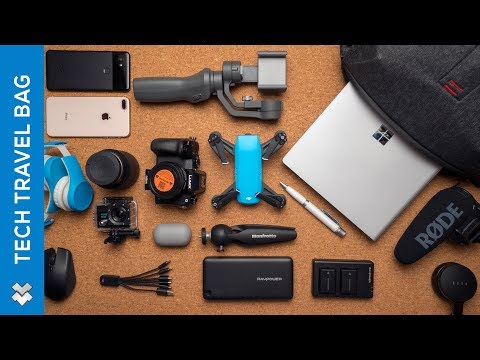 What's in My Tech Travel Bag 2018 // Punta Cana Edition!