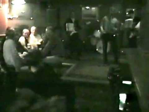 revolver- tony white dancing at the periscope walney island barrow-in-furness 1996