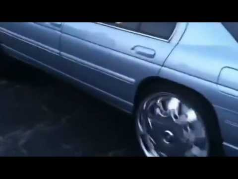 1st Chevy Lumina On 24 Dub Floaters