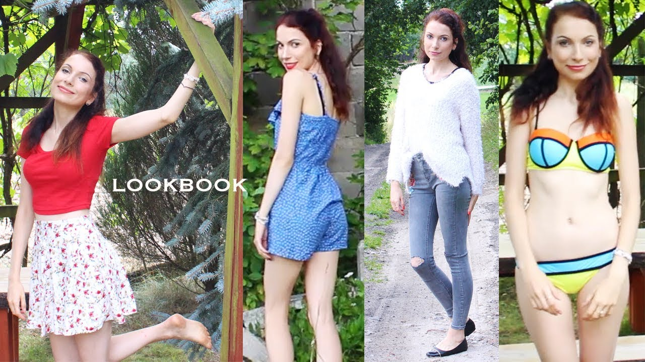 SUMMER LOOKBOOK OOTW BEACH-READY To BIKINI, EVERYDAY ...