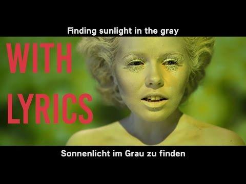 Kerli   Blossom  music video WITH LYRICS and German translation
