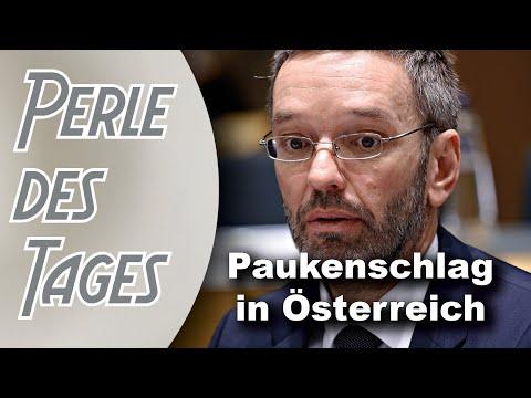 Herbert Kickl übernimmt die Führung der FPÖ (Perle 533)