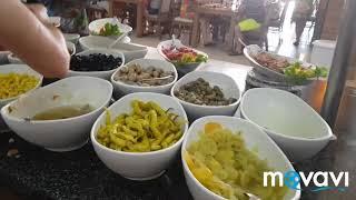 Турция 2018г еда в отеле Laphetos (завтрак, обед, ужин)