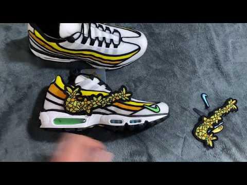 "Nike Air Max 95 ""Pollen Rise"" (Korea Exclusive) ; 나이키 에어 맥스 95 개나리 (대한민국 한정)"