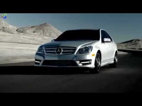 Mercedes c class advert commercial new youtube for Mercedes benz new advert