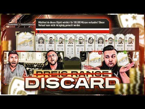 Wir sind KOMPLETT RUTSCHEN gegangen .. 😩😂 ICON DISCARD Battle OHNE PRICE RANGE vs Gamerbrother!!
