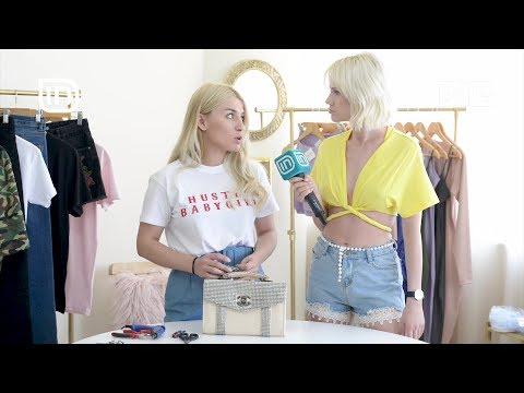 Boriana Kllogjeri, si të transformojmë rrobat tona në IN Style 01/06/2018   IN TV Albania