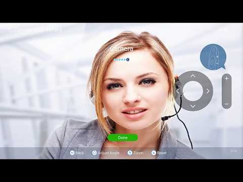 Huawei TE10 Videoconferencing Endpoint Configuration Using The Remote Control