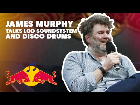 James Murphy Lecture (New York 2013) | Red Bull Music Academy