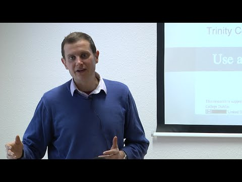 Alexander O´Connor: Linked Data and the Semantic Web - Making Human Knowledge Programmable