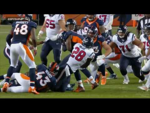 DENVER BRONCOS vs. HOUSTON TEXANS (Highlights) WEEK 7