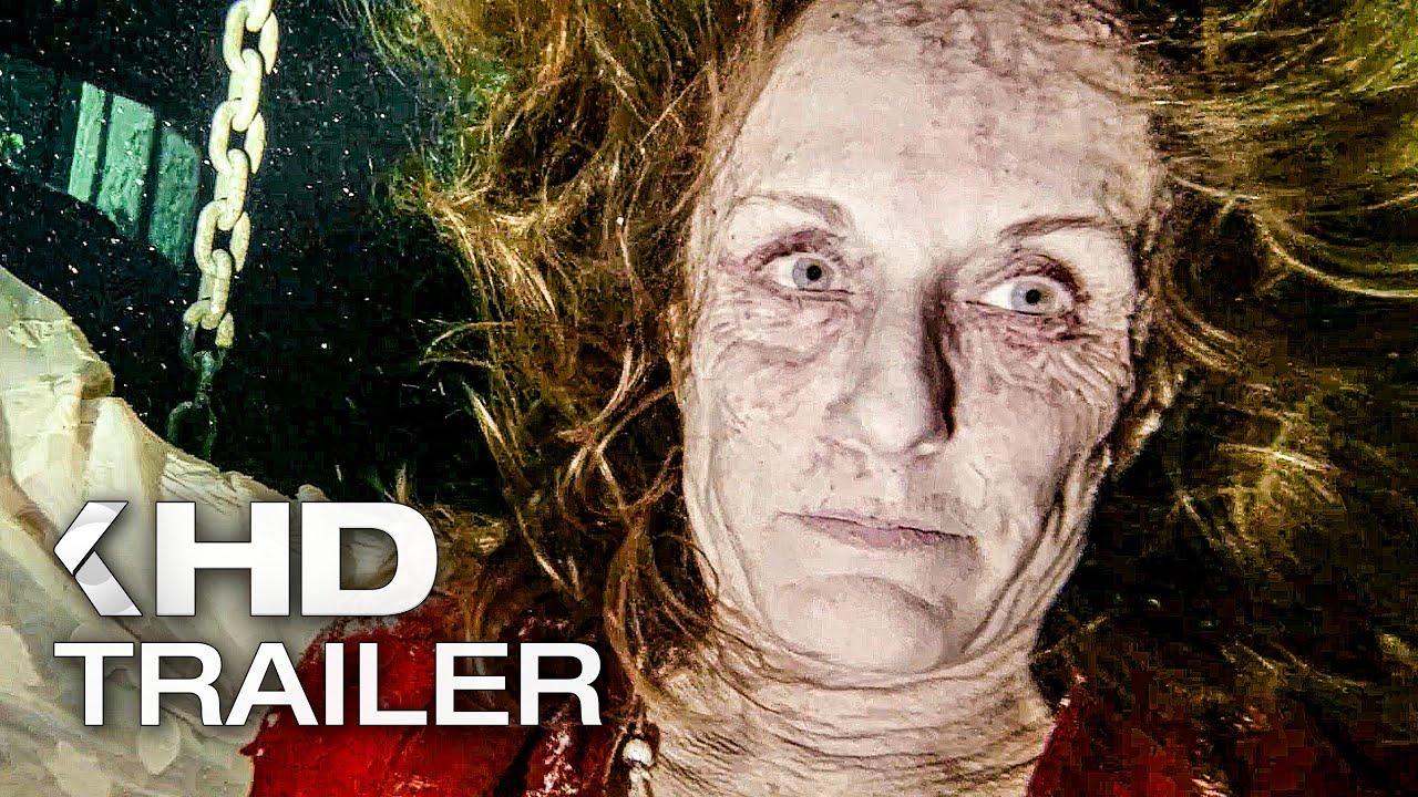 THE DEEP HOUSE Trailer (2021)