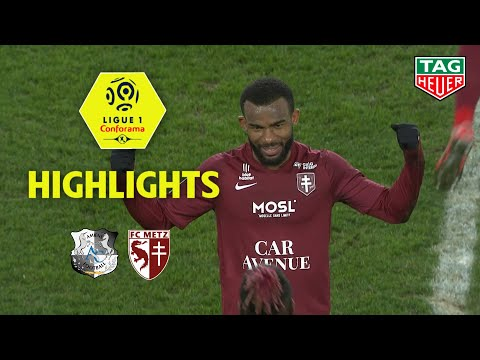 Amiens Metz Goals And Highlights