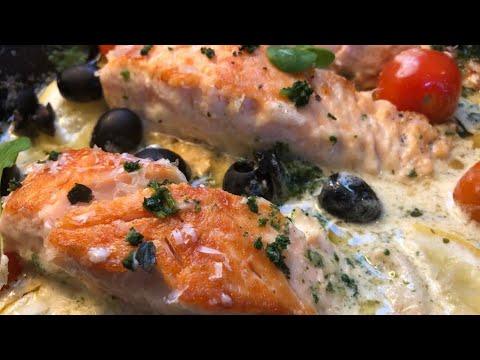 🍲-le-saumon-À-la-toscane,-une-super-idÉe-de-sauce-pour-tous-les-poissons-!🍣/the-tuscan-salmon