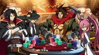 BLAZBLUE: NOL POKERNIGHT