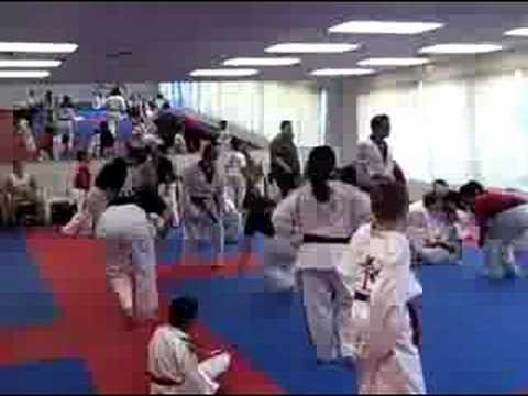 Nsma Taekwondo 2008 Master Michael Giampietro Nsma
