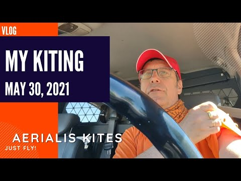 My Kiting - May 30th 2021 - Switching Cars