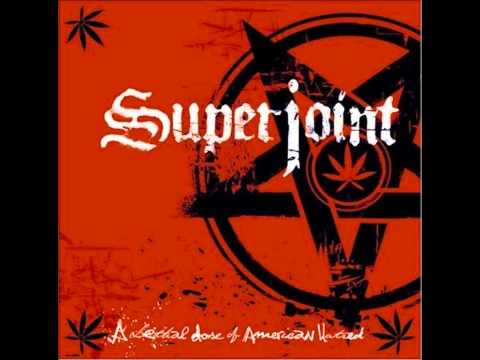 Superjoint Ritual - The Knife Rises (A Lethal Dose of American Hatred)