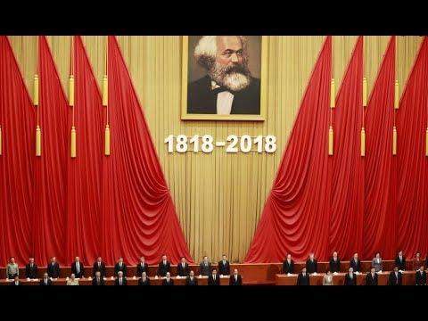 Dos de china: 10 años de cárcel por 1 libro. Jefe de interpol desaparece.