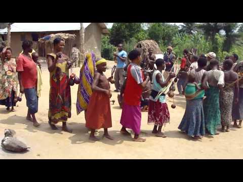 Holiday in Uganda - Pygmies