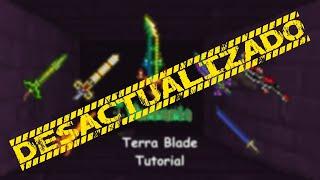 Terra Blade (Crafteo) - Terraria 1.2 Tutorial (en español)