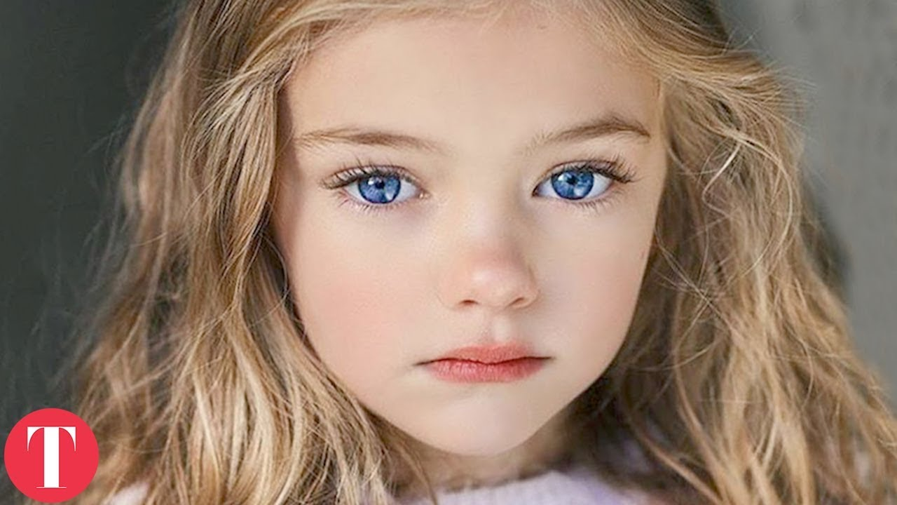 The Next Generation Of Most Beautiful Kids In The World