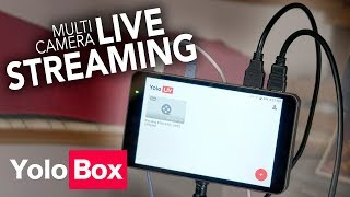 Multi-Camera Live Streaming for Beginners with YoloBox