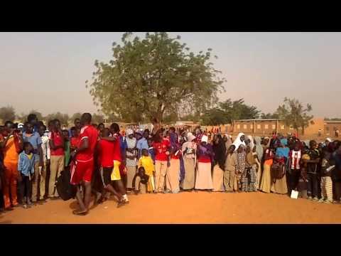niger sport(C.E.G amadou ali dit biramou