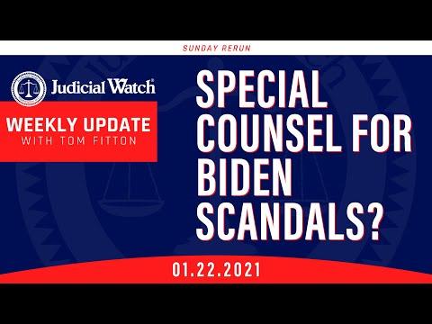 Special Counsel for Biden Scandals? Trump Impeachment Sham, Big Tech Targets First Amendment
