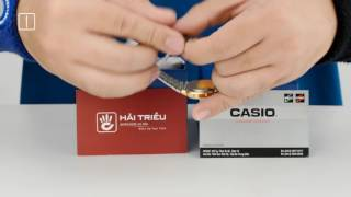 Review Casio - LA670WGA-1DF [Đồng Hồ Hải Triều]