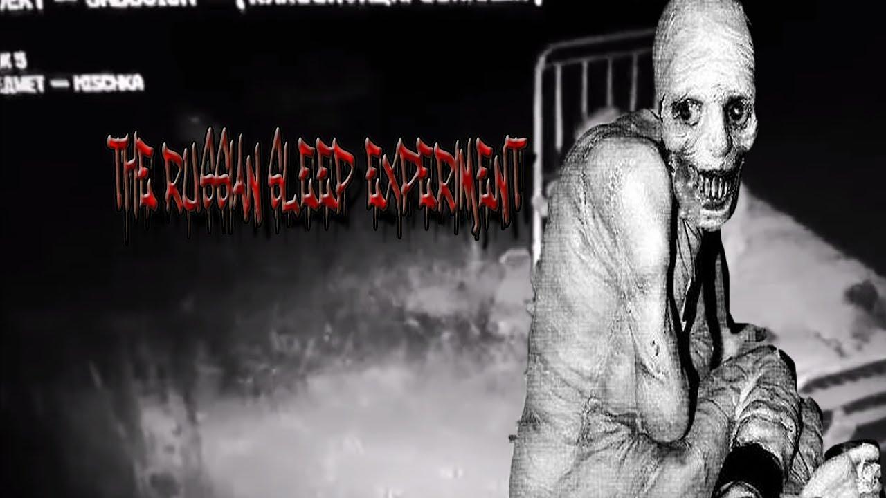 Games Life N' Horror: The Russian Sleep Experiment - YouTube