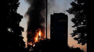 أخبار عالمية | عدد قتلى حريق #لندن يرتفع لـ17 ولا صلة للإرهاب بالحادث