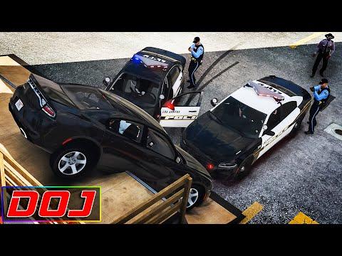 GTA 5 Roleplay - DOJ #111 - Dealership Vandalism
