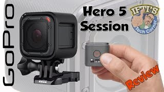 GoPro Hero 5 Session - Full REVIEW & SAMPLE CLIPS!