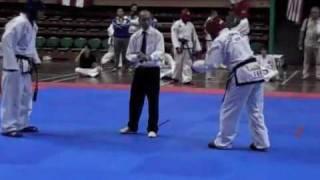 World Taekwon-Do GTF Championship - Alexei Tentiuc Moldova