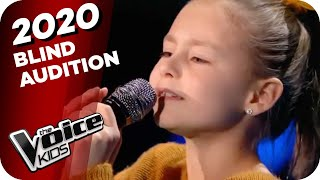 Alexa Feser - Mut (Milana) | The Voice Kids 2020 | Blind Audition