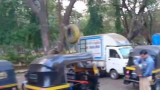 One Minute Thakur Village Kandivali East Tour from Bus