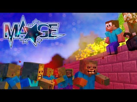 Team #Unfähig VEREINT!! - Minecraft Mage #02