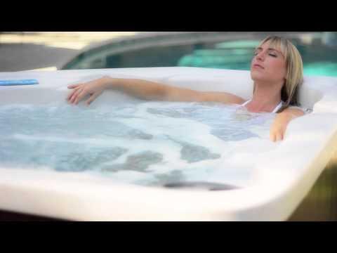 Aquaterra™ Spas Toscano II 17-Jet, 3-Person Spa
