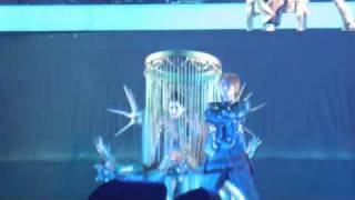 Jay Chou ft Lara Snake Dance Live in LA 2011 HD Quality